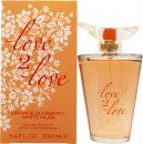 Love2Love Orange Blossom + White Musk Eau de Toilette